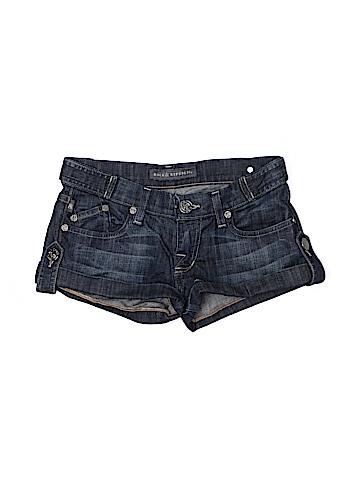 Rock & Republic Women Denim Shorts 24 Waist