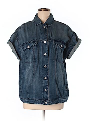 Express Jeans Denim Jacket Size L