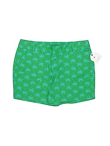 Caslon Khaki Shorts Size 4 (Petite)