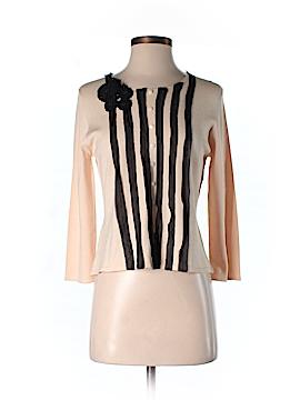 Studio M Silk Cardigan Size S (Petite)
