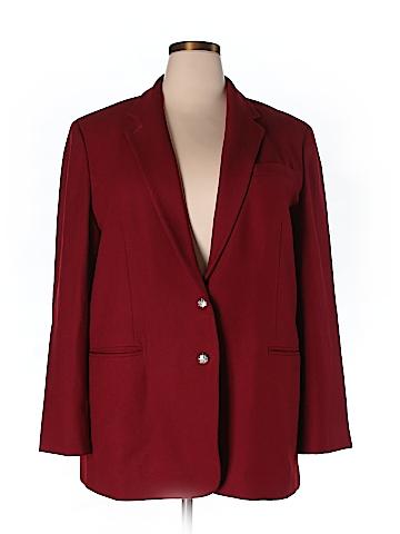 Lauren by Ralph Lauren Wool Blazer Size 20 (Plus)