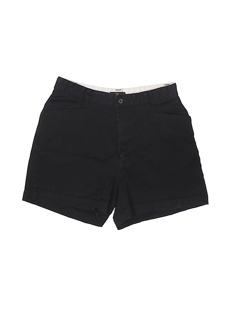 Lee Women Khaki Shorts Size 8M