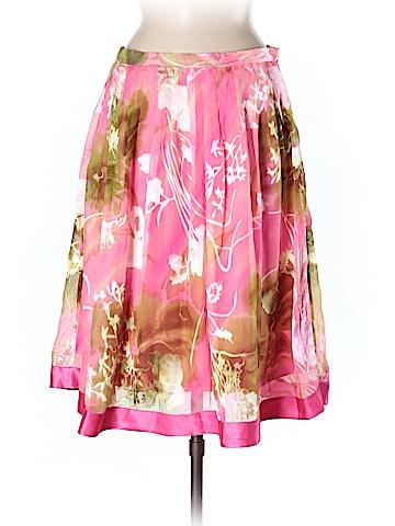 Silk Box Women Silk Skirt Size 6