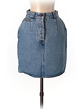 Moschino Jeans Denim Skirt Size 8