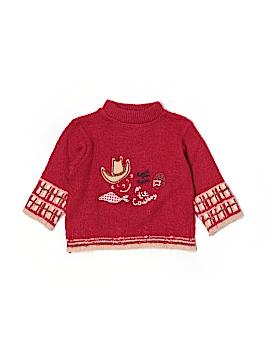 Deux Par Deux Pullover Sweater Size 2