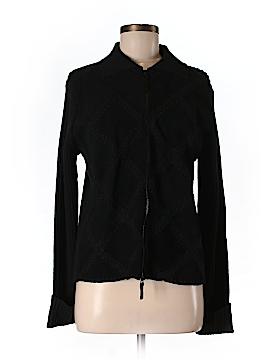 Studio Works Leather Jacket Size 8