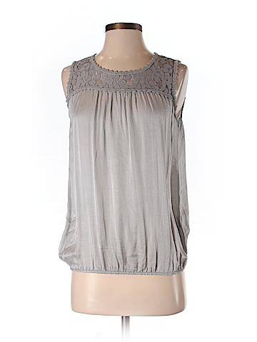 Prontomoda Giusy Women Sleeveless Blouse Size XS