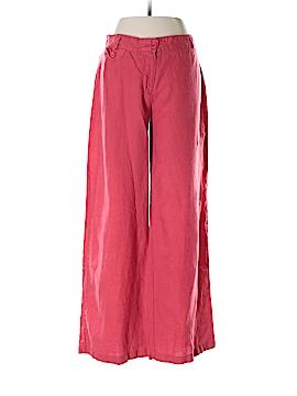 Max Studio Linen Pants Size 4
