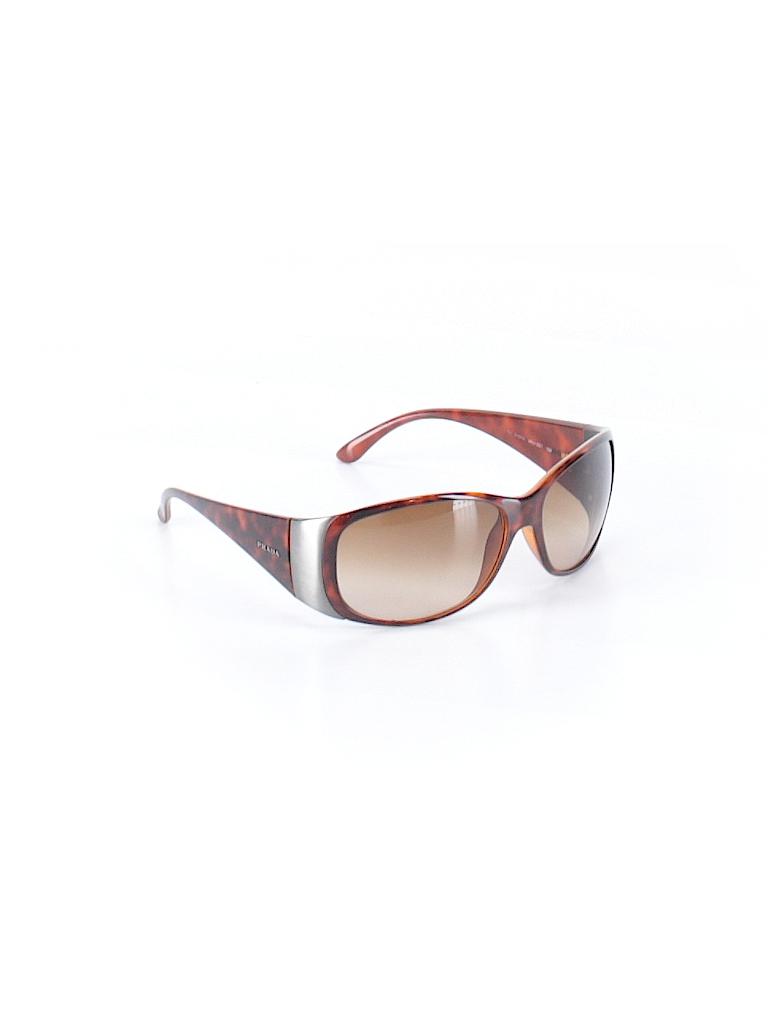 c95b6043cdb Prada Brown Sunglasses One Size - 65% off