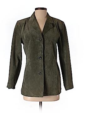Dialogue Leather Jacket Size XS