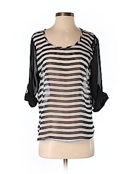 Studio Y 3/4 Sleeve Blouse Size M