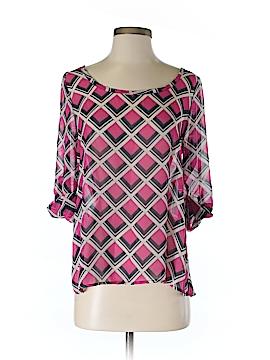 Yahada 3/4 Sleeve Blouse Size S