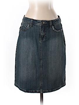 Vertigo Paris Denim Skirt Size 6