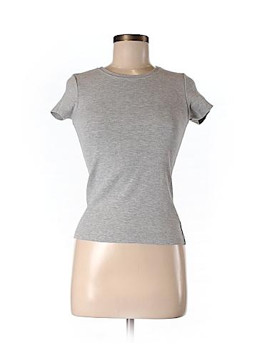 Zara Basic Short Sleeve T-Shirt Size M