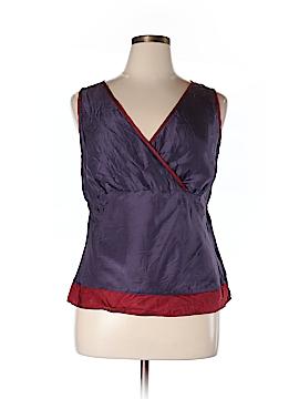 Boden Sleeveless Silk Top Size 20 (UK)
