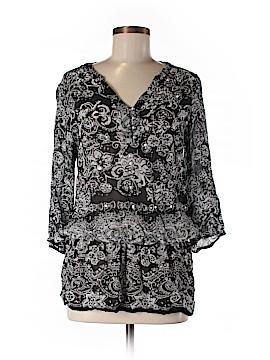 Forbidden 3/4 Sleeve Blouse Size M
