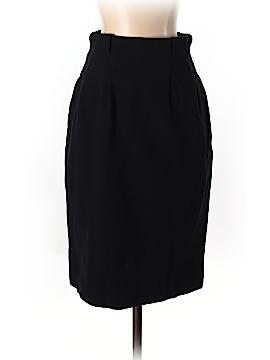 Gianni Wool Skirt Size 4
