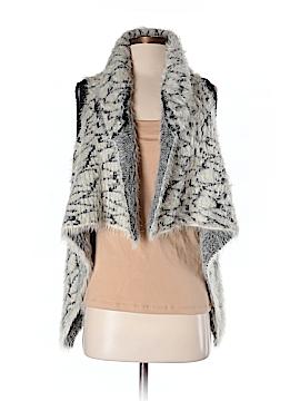 Sioni Faux Fur Vest Size S