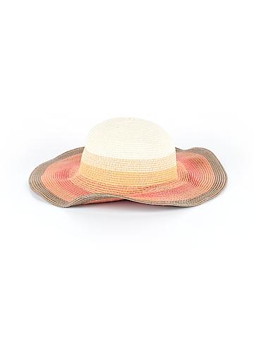 Saks Fifth Avenue Sun Hat One Size