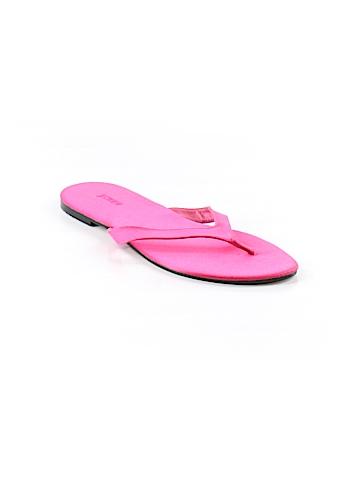 J. Crew Flip Flops Size 7