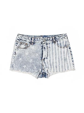 Mossimo Supply Co. Women Denim Shorts Size 12