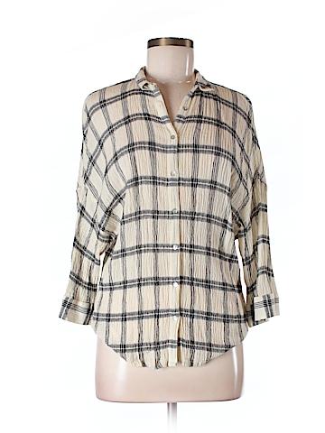 Trafaluc by Zara Women 3/4 Sleeve Blouse Size M