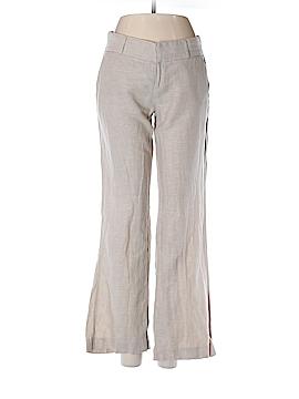 Banana Republic Factory Store Linen Pants Size 4 (Petite)