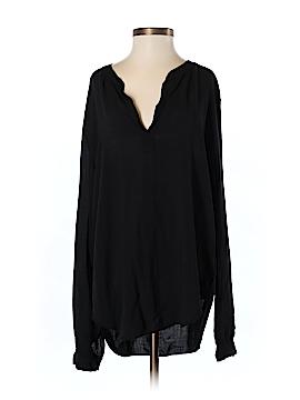 Velvet by Graham & Spencer Long Sleeve Blouse Size P