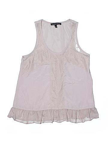 Marina Luna Sleeveless Blouse Size M