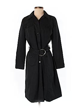 Ann Taylor LOFT Trenchcoat Size 8