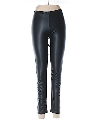 Le Chateau Faux Leather Pants Size M