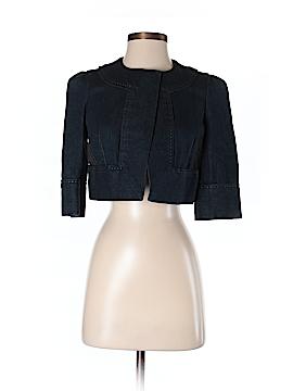 Diane von Furstenberg Denim Jacket Size 2
