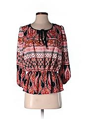 GB Women 3/4 Sleeve Blouse Size S