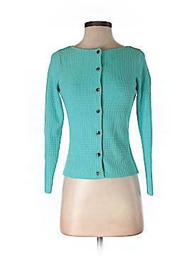 W by Worth Silk Cardigan Size P