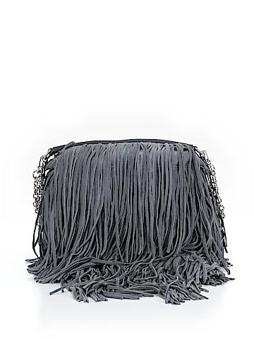 Monserat De Lucca Leather Shoulder Bag One Size