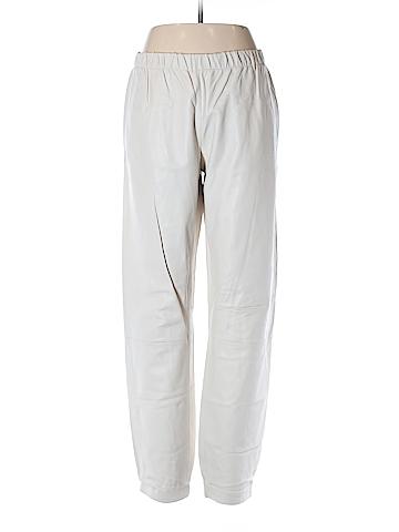 Vince. Leather Pants Size L