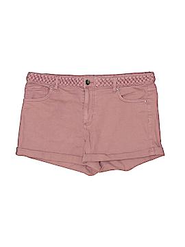 Tinsel Denim Couture Denim Shorts 31 Waist