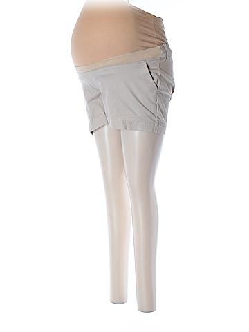 Motherhood Khaki Shorts Size XS (Maternity)