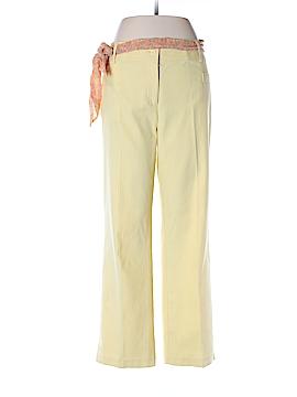 Sigrid Olsen Khakis Size 8