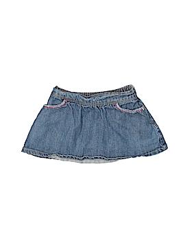 Genuine Kids from Oshkosh Denim Skirt Size 18 mo