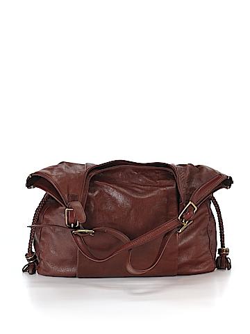 Elliot Lucca Leather Shoulder Bag One Size