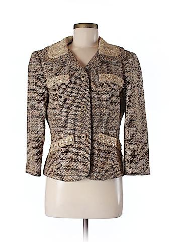 Muse exclusively for Boston Proper Women Silk Blazer Size 8