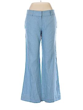 Ann Taylor LOFT Linen Pants Size 6 (Petite)
