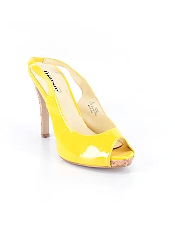 Jazzberry Heels Size 9 1/2
