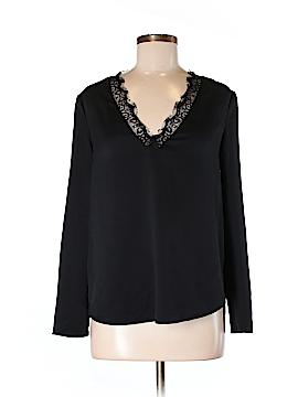 Cooper & Ella Long Sleeve Blouse Size M