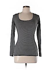 Monrow Women Long Sleeve T-Shirt Size S