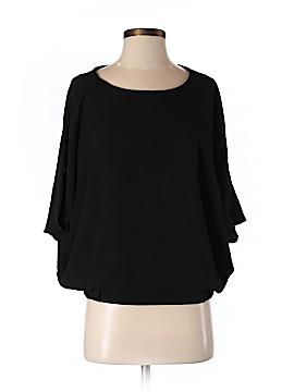 Carmen Carmen Marc Valvo 3/4 Sleeve Blouse Size 4