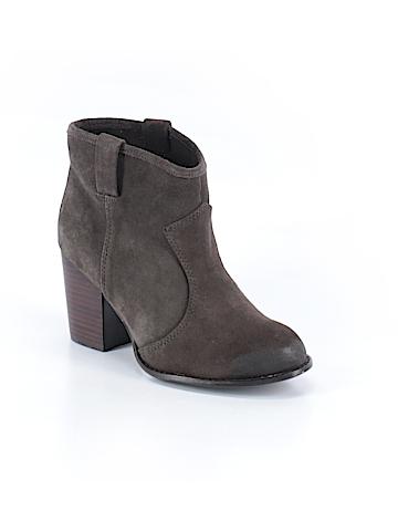 Splendid Ankle Boots Size 6 1/2