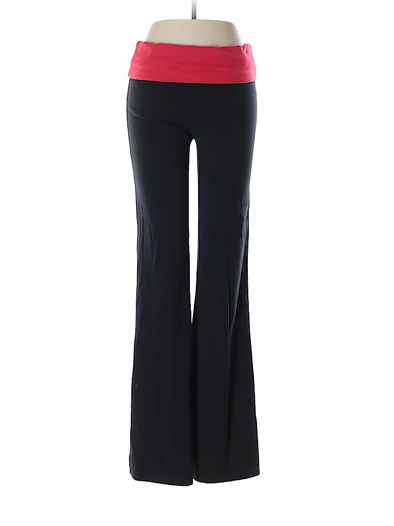 304998ac74318 No Boundaries Color Block Black Yoga Pants Size M - 61% off   thredUP