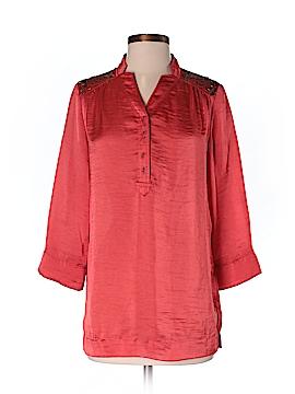 Tribal 3/4 Sleeve Blouse Size 4